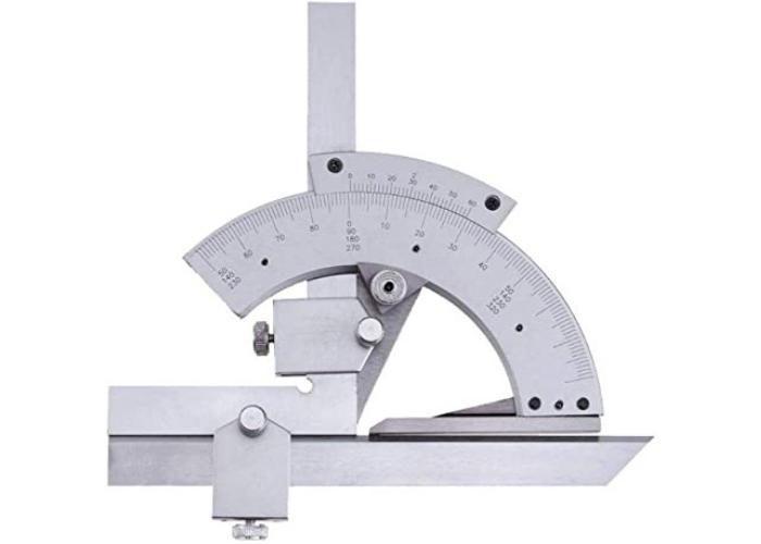 herramienta de medición transportador universal